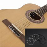 IRIN C101 Guitar Strings Black Nylon Fiber For Classical Guitar