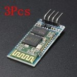 3Pcs Geekcreit HC-06 Wireless Bluetooth Transceiver RF Main Module Serial For Arduino