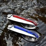 Camping Hiking Picnic Folding Knife Fork Spoon BBQ Cutlery Combination Set Emergency Survival