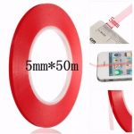 5mm Transparent Adhesive Tape Heat Resistant Double-sided For Samsung iPhone Cell Phone Repair