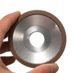 75mm 180 Grit Diamond Grinding Wheel Cup Grinder Milling for Carbide Metal