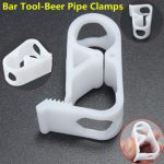 Home Brew Syphon Tube Clip Pipe Hose Flow Control Wine Beer Making Clamp Holder