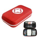Handheld First-aid Bag Emergency Rescue Treatment Case Hiking Outdoor Sport