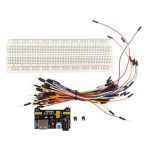 Geekcreit MB-102 MB102 Solderless Breadboard Power Supply Jumper Cable Kits For Arduino