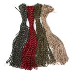 31m 7 Strand Core 550 Paracord Camouflage Parachute Cord Rope