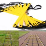 Durable 9-rung Agility Ladder for Football Soccer Speed Feet Training