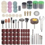 200pcs Rotary Tool Accessories Polishing Kit for Dremel