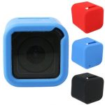 Model C Soft Silicone Rubber Case Cover Skin Protector For GoPro Hero 4 Session Camera