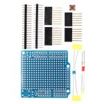 DIY Expansion PCB Board Component Welding Kit For Arduino