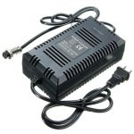 DC 36V 1.6A – 1.8A Amp Battery Charger WIth Plug For Electric Bike Scooter