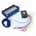 12V 433MHz Winch In Out Wireless Remote Controller Switch Kit For Truck Jeep SUV ATV Winch Warn