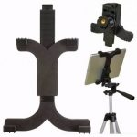 Self-Stick Tripod Stand Holder Tablet Bracket Accessories For 7 To 11 Inch iPad iPod Tablet
