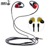 HOLY SERPENT V9 Sport Detachable Waterproof Heavy Bass Headphone Earphone Without Mic
