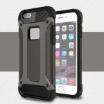 TPU PC Dual Hybrid Defender Shockproof Case Full Cover For Apple iPhone 6 6s 4.7 Inch