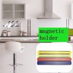 33CM Wall Mounted Magnetic Knife Rack Holder Kitchen Tool Convenient Knife Holder Hanger