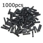 1000PCS 1 Pin Header Connector Housing For Dupont Wire Jumper Compact