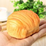 8.5cm Squishy Soft Simulation Bread Fun Toys Decoration
