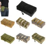 Molle 21x11x6CM 600D Multifunctional Outdoors Fishing Bag Fishing Backpack