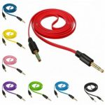 3.5mm Male To Male Car Stereo Audio Auxiliary AUX Extension Cable