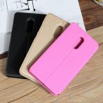 Smart Sleep PU Stand Function Leather Flip Case For Xiaomi Redmi Note 4