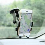 Universal Car Dashboard Holder Phone Stand Sucker Car Mobile Bracket for iPhone Samsung Xiaomi GPS