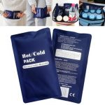 Reusable Ice Hot Cold Heat Pad Pack Muscle Back Pain Relief Fist Aid Medicine Therapy Food Storage