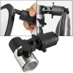 Photo Video Photography Studio Reflector Holder Clip Clamp for Light Stand