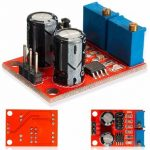 3Pcs NE555 Pulse Frequency Duty Cycle Adjustable Module Square Wave Signal Generator