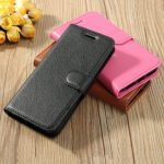 Magnetic Flap PU Leather Wallet TPU Back Case Cover Protective For Apple iPhone 7