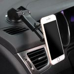 MEIDI Magnetic Phone Holder Stand Suction Car Center Console Windshield For iPhone Samsung Xiaomi