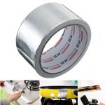 Roll Aluminium Foil Self Adhesive Heat Reflecting Insulation Tape