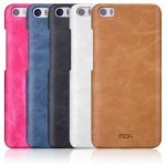 MOFI PU Leather Hard Back Protective Cover Case For Xiaomi Mi5