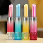 1Pcs Novelty Lipstick Shape Rubber Pencai Eraser For Student Kids Girl Multicolor