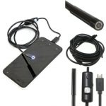 1M-3.5M 5.5mm 6 LED Waterproof Endoscope Borescope Inspection Camera for Android Phone Tablet PC