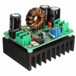DC-DC 600W 10-60V to 12-80V Boost Converter Step-up Module Power Supply