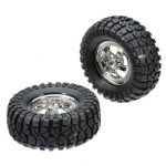 HBX 12889 1/12 2.4G 4WD Mini RC Car Spare Parts Wheels Complete (2P) 12714
