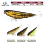 Maxcatch 8.5cm Minnow Fishing Lures 12.5g Artificial Bait Hard Fishing Lures