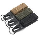 Colorful Climbing Tactical Ring Tactical Keychain Buckle Clip Holder
