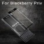 9H 3D Curved Tempered Glass Full Screen Protector Film For Blackberry Priv