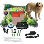 New Underground Electric Dog Pet Fencing Fence Shock Collar