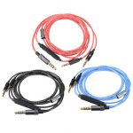 Headphone Audio Mic Cable Replacement For Sol Republic Master Tracks HD V8 V10 V12 X3