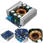 DC-DC Buck Converter Step Down Module High Power Low Ripple Adjustable Power Supply Module