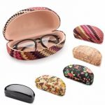 Crush Resistance Portable Reading Glasses Eyeglasses Sunglasses Case Protector Box