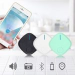 Loskii NB-S2 Mini Bluetooth 4.0 Key Finder Smart Alarm Anti Lost Tracker Selfie Controller