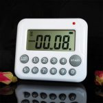 Digital LCD Kitchen Cooking Timer Alarm Count Down Up Clock Reminder