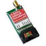 ImmersionRC Raceband 5.8GHz 600mW AV Transmitter Module for FatShark
