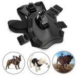 Dog Pet Strap Chest Back Mount Belt Harness for Gopro Hero 1 2 3 3 plus 4