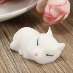 Fox Squishy Squeeze Cute Healing Toy Kawaii Collection Stress Reliever Gift Decor