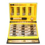 6097C 45 in 1 Multi-purpose Screwdriver Set for Small Electronic Product Maintenance