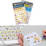 19 Sheet Emoji Sticker Pack 912 Die Cut Stickers Lovely Sticker For Phone iPad Notebook